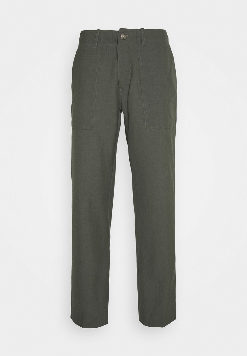 CLOSED - KOBE TAPERED - Trousers - grey fir