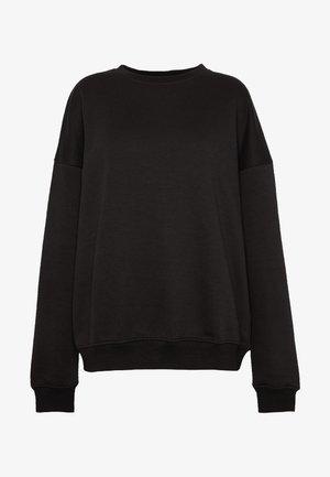 BASIC OVERSIZED  - Sweatshirt - black