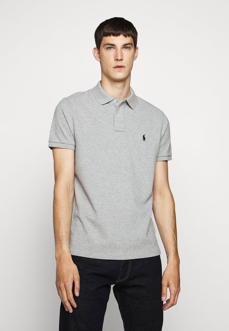 Polo Ralph Lauren - BASIC  - Polo - mottled grey