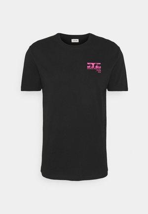 UNISEX - T-shirts print - black