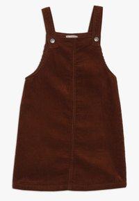 Kids ONLY - KONSHILA DRESS - Vardagsklänning - ginger bread - 0