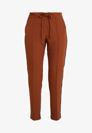Trousers - vicuna