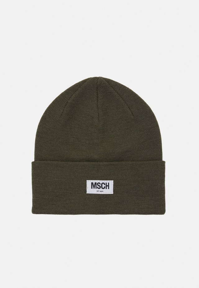 MOJO BEANIE - Gorro - grape leaf