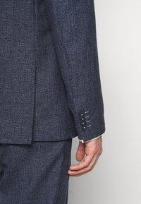 Tommy Hilfiger Tailored - BLEND  SLIM FIT SUIT - Suit - blue - 7