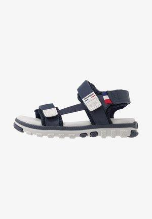 NIKKOO - Walking sandals - mood indigo