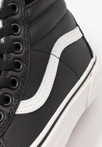 Vans - SK8 MTE - Sneaker high - black/true white - 2
