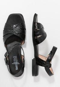 Hash#TAG Sustainable - Sandals - nero - 3