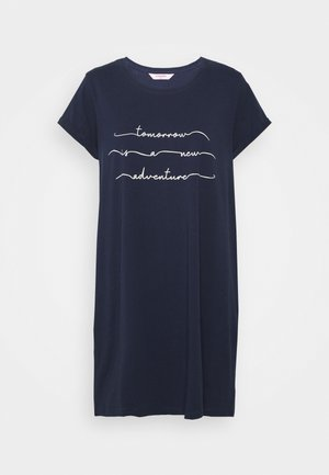 NIGHTIE  - Nattskjorte - blue