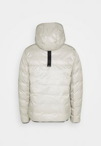Nike Sportswear - Winter jacket - stone/white/black - 1