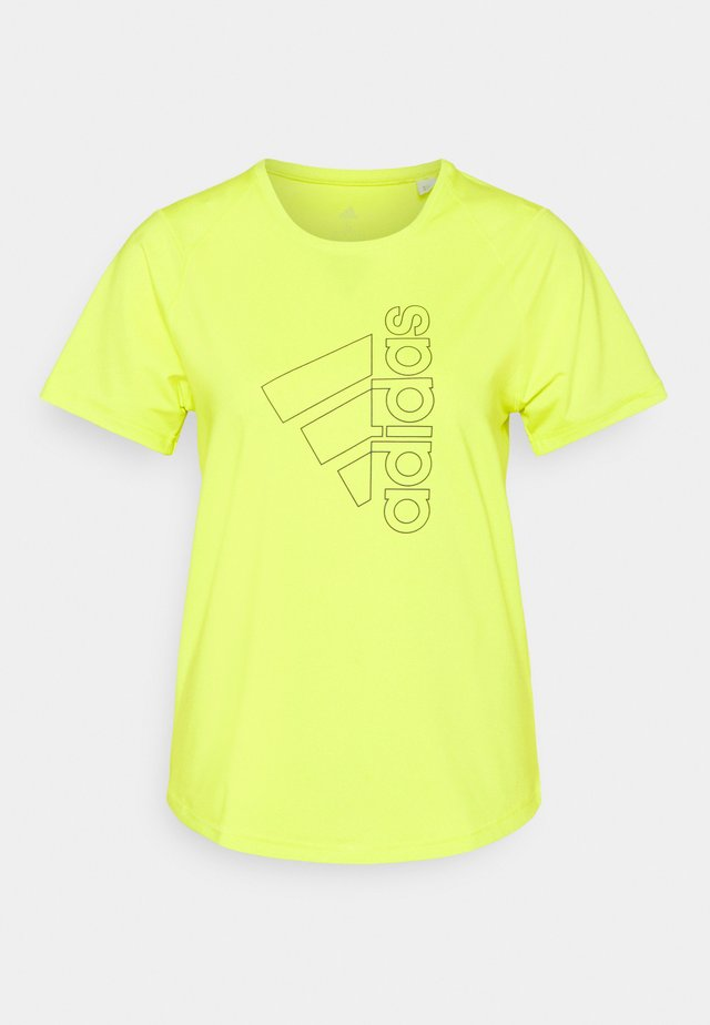 TECH  - Print T-shirt - aciyel/crenav