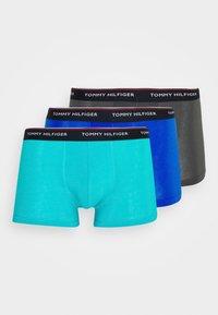 Tommy Hilfiger - TRUNK 3 PACK - Shorty - blue - 4
