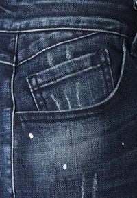 Alessandro Zavetti - SUPER SLIM  - Jeans Skinny Fit - indigo - 5