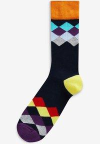 Next - 8 PACK - Socks - blue - 7