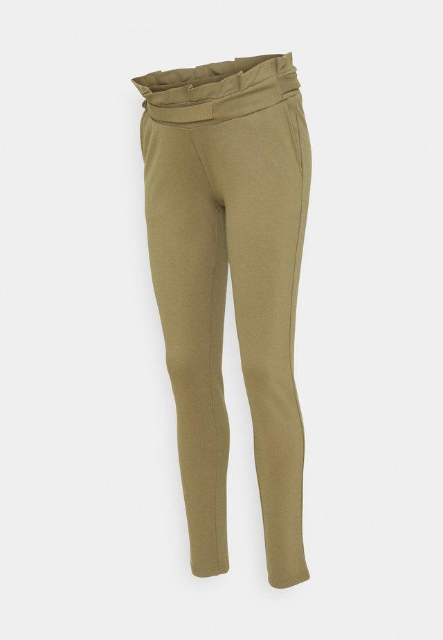 MLRASMINA PANTS - Pantalon classique - aloe