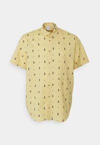 Jack & Jones - JORPOOLSIDE SHIRT - Shirt - sahara sun - 0