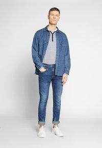 Blend - JET - Slim fit jeans - denim middle blue - 1