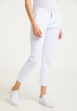 Pantalones - weiss