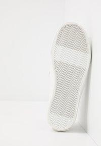 ALDO - BROARITH - Nazouvací boty - silver - 5