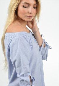 Blendshe - Day dress - light blue - 4