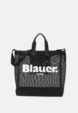 HANA UNISEX - Shopping bag - black