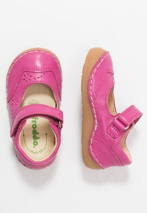 PAIX WIDE FIT - Babies - fuchsia