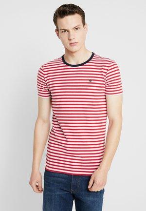 STRIPE REPEAT - T-shirt med print - combo