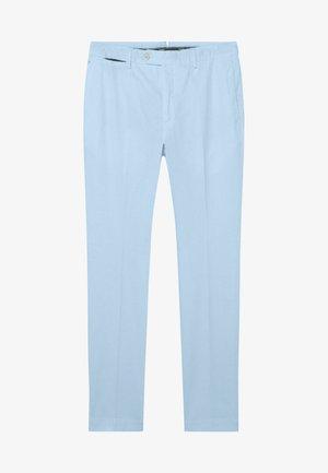 Chino - chambray blue