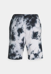 YOURTURN - UNISEX - Shorts - black/white - 1