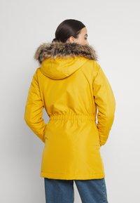 ONLY - ONLIRIS  - Zimní kabát - tawny olive - 2
