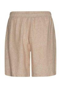 Freequent - FQLAVARA-SHO - Shorts - sand melange - 1