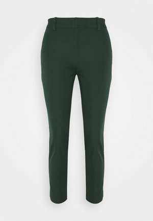 HIGH RISE SLIM ANKLE - Trainingsbroek - campus green