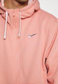 Nike Sportswear - HOODIE - Sudadera con cremallera - pink quartz - 5