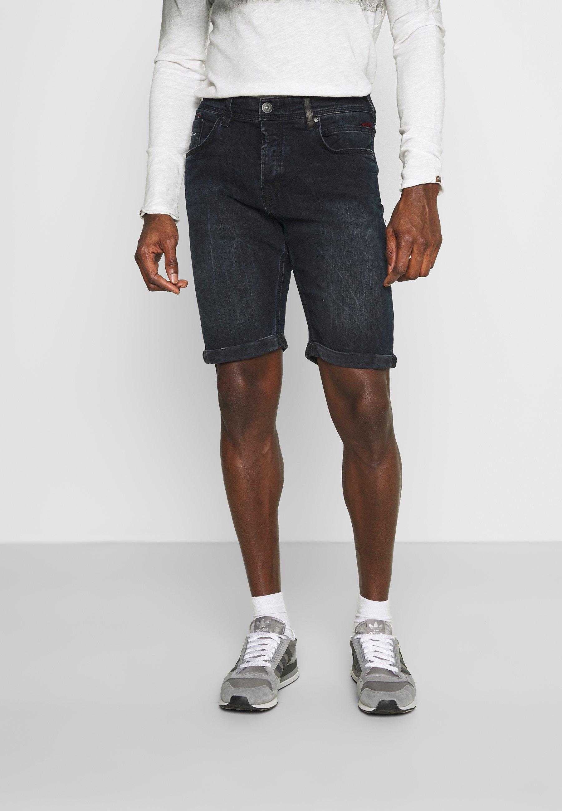 Men CORVIN - Denim shorts