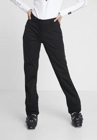Ziener - TALPA LADY - Pantalón de nieve - black - 0