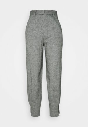 FLEUR TROUSERS - Trousers - grau