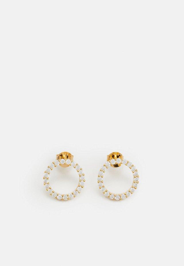 BIELLA UNO EARRINGS - Earrings - gold-coloured