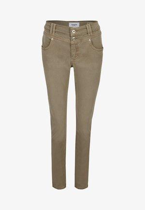 Jeans Skinny Fit - braun