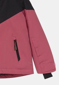Brunotti - SHEERWATER GIRLS - Snowboardová bunda - pink grape - 3