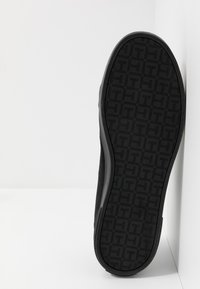 Tommy Hilfiger - ICONIC LONG LACE - Trainers - black - 4