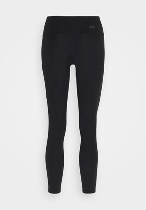 ORIEL WOMENS - Leggings - black