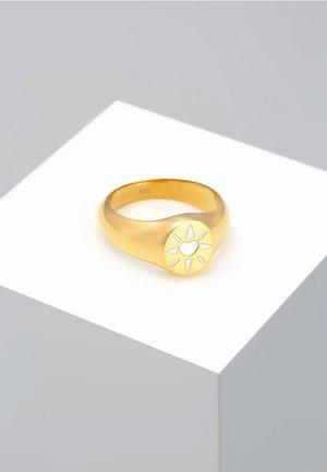 HERZ EMAILLE - Ringar - gold