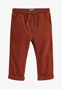 Next - Trousers - brown - 0