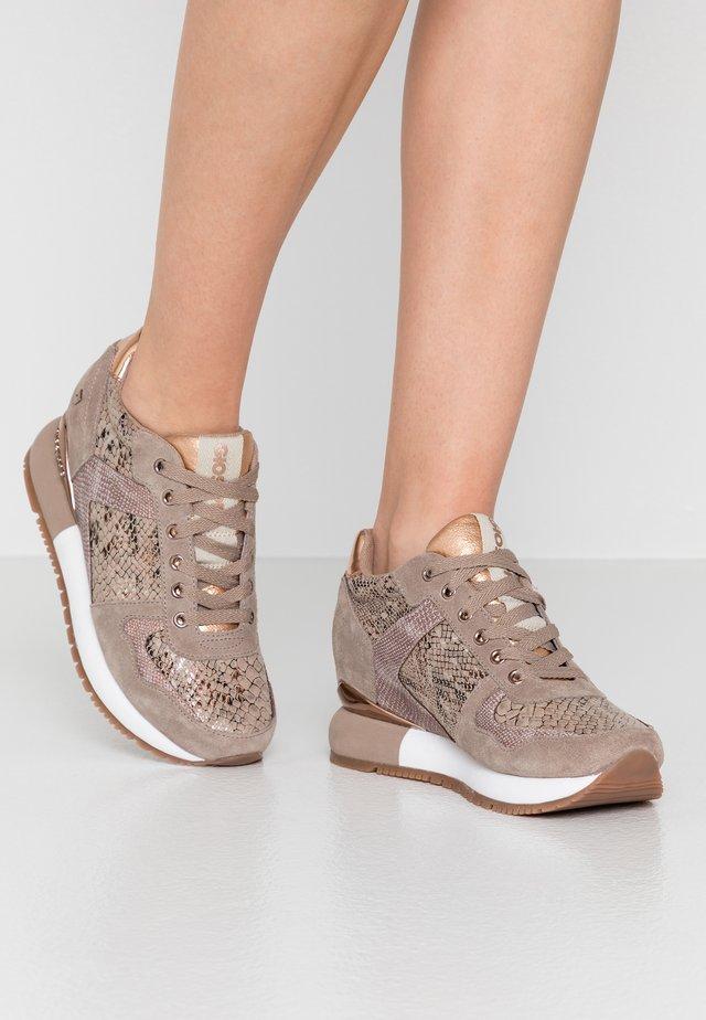 RAPLA - Sneakers basse - beige