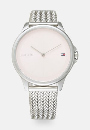 DELPHINE - Uhr - silver-coloured/blush