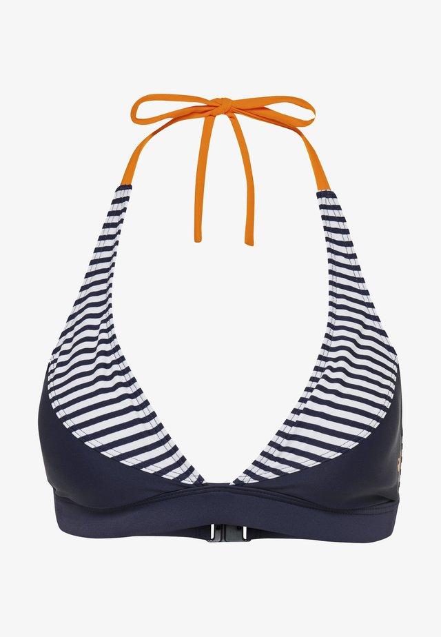 HMLKIA - Bikini top - peacoat