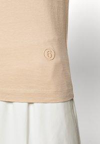 MM6 Maison Margiela - 3 PACK - Camiseta estampada - white/beige - 5