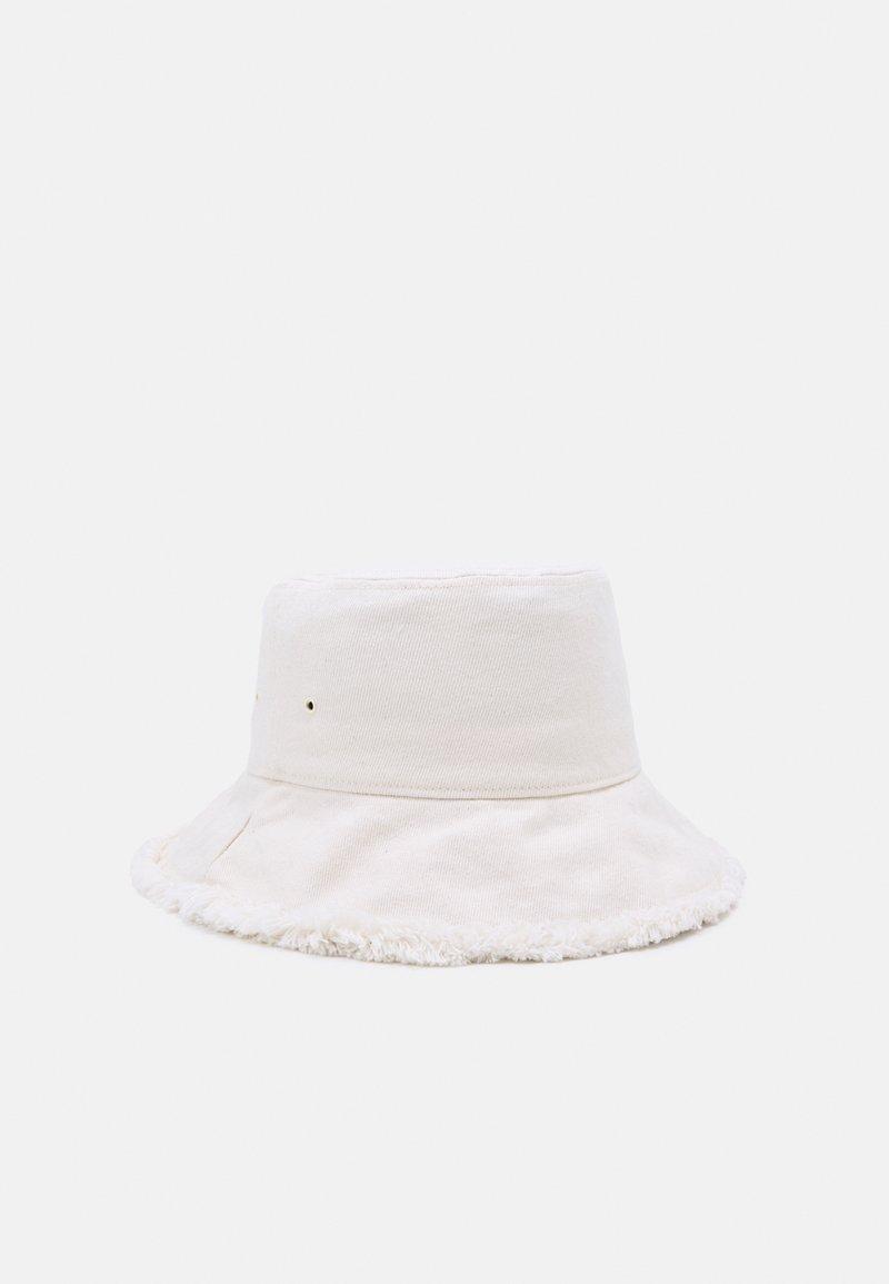 Weekday - NOREN BUCKET HAT - Hatt - ecru