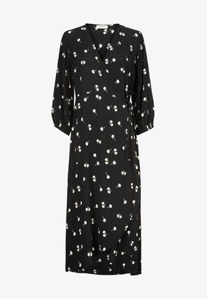 MERCY PRINT  - Maxi dress - black