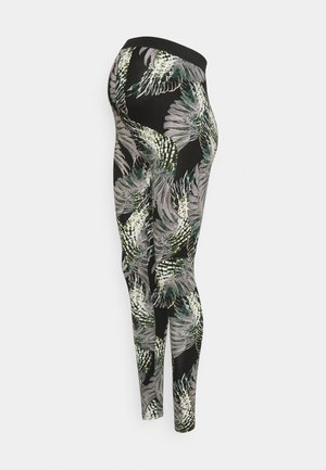 MLROCIO - Leggings - Trousers - black