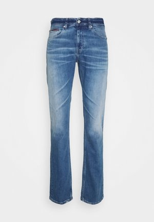 SCANTON SLIM - Džíny Slim Fit - denim
